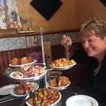 The Tower of Tapas!
