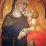Pietro Lorenzetti; madonna di Monticchiello 1315 circa).