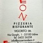 Foto de Pizzeria Odeon