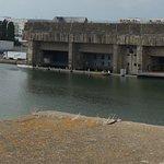 Fotografie: Base Sous-Marine de Saint-Nazaire