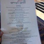 Billede af Greg's Grill