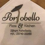 Nice dinner in Portobello