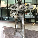 Chet Atkins -- Good spot to start the tour!