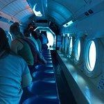 Inside Atlantis Submarine
