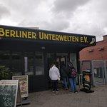 Фотография Berliner Unterwelten