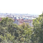 Half of Prague can be seen here.