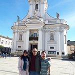 ...Wadowice tour with Rogel and Vivian...John Paul II tour