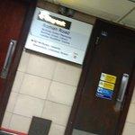 Bilde fra Bethnal Green Station