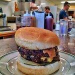 Hudson's Hamburgers Foto
