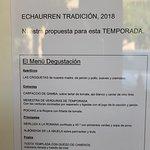 Foto di Echaurren Tradición