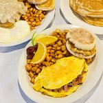 Breakfast Served 8am -11am