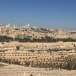 Jerusalem, ciudad increíble...