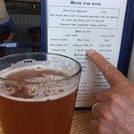 $4 micro brew pints Happy Hour $3.50