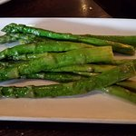 Asparagus side dish 2 of my 2 choices!