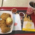 ภาพถ่ายของ Texas Chicken