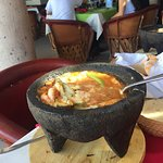 Boiling lava bowl