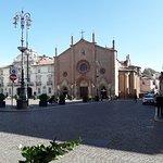Collegiata e piazza di San Secondo