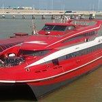 至尊喷射船(往返港澳)照片