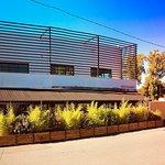 terrasse privée, végétale, à l'abri des regards