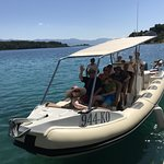 Korcula adventures power rib