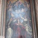 """""""La Vierge assistant au couronnement de Venise"""" par PALMA Le Jeune"""