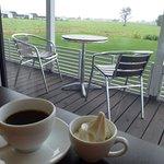 大野ファームCOWCOW VILLAGE⑦ デザートとコーヒー
