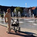 Foto van Marktplatz