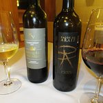 Restaurante Anttonenea Carta de Vinos