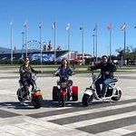 Очень хороший Для отдыха и расширения кругозора, навыков вождения Олимпийский парк!!!