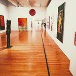l'une des nombreuses salle du musée.