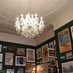 One of the walls in the Little Museum of Dublin