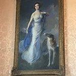 Portrait of Tessie Oelrichs
