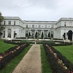 View of Rosecliff from front lawn