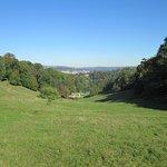 steep hill down