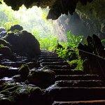 St. Herman's Cave resmi