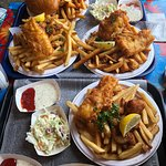 Foto de Fish and Chips Sausalito