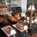 Cakes and Pattisterie selection