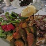 Grilled Kalamari