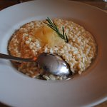 Colosseo's Parmesan Rosemary Risotto