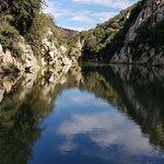 صورة فوتوغرافية لـ Lago Cedrino a Dorgali