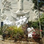 越南耶稣山观景台照片