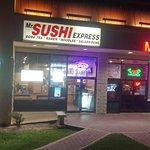 Bilde fra Mr Sushi Express