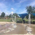 Big Splash Interactive Fountain Foto