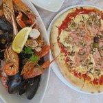 Lovely dinner at Mediterraneo in Split