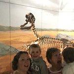 Selfie with a dinosaur 🦖