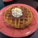 Apple Fest Special, Apple Cinnamon Waffle