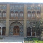 Foto van Golestan Paleis