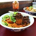 Charlie's Pad Thai with Hosing Pork