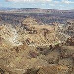 Fish River Canyon照片