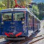 Foto van Tramway du Mont-Blanc